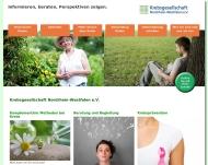 Bild Krebsgesellschaft Nordrhein-Westfalen e.V.