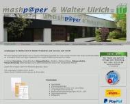 Bild mashpaper & Walter Ulrich GmbH