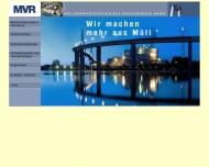 Bild MVR Müllverwertung Rugenberger Damm GmbH & Co. KG