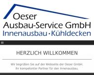 Bild Webseite  Petershagen/Eggersdorf
