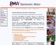 Bild PHW Häusliche Pflege GmbH