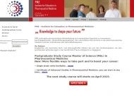 Bild PME Institute for Education in Pharmaceutical Medicine GmbH