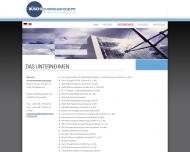 Website Park Immobilien Projektentwicklung  und Planung