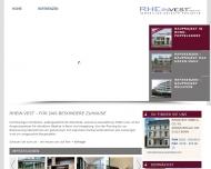Bild Rheinvest Immobilien. Projekte.Objekte.GmbH