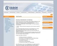 Bild Saage Telefonanlagen GmbH & Co. KG