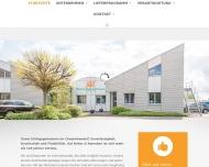 Bild Webseite REHER & RAMSDEN Nachflg. Hamburg