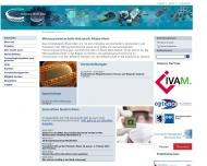 Bild Webseite MST-Netzwerk Rhein-Main Darmstadt