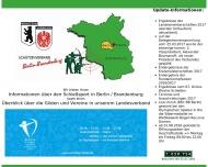 Bild Webseite Schützenverband Berlin - Brandenburg Berlin