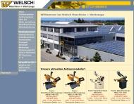 Bild Webseite Welsch Reutlingen