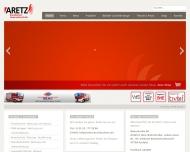 Bild Aretz Brandschutz & Sicherheitstechnik e. Kfm.