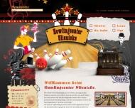 Bild Webseite  Glienicke Nordbahn