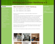 Bild Bildung und Leben Hamburg e.V.