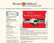Bild Bremer Schlüssel Frachtvermittlungs GmbH