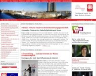 Bild Webseite Caritasverband für das Bistum Essen Essen