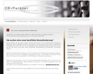 CB Partner Personalentwicklung M?nchen Bewerben Sie sich jetzt - Personalentwicklung - Personalvermi...