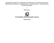 Bild Webseite Eylmann Immobilien München