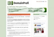 Bild Webseite F.I.E. Fränkische Immobilien Entwickler Nürnberg
