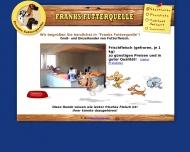 Bild Webseite Frank Schwiedewi Frank's Futterquelle Berlin