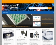 Bild Multi Channel Systems MCS GmbH