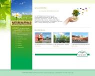 Bild Webseite Dr. Ziegler Naturkaufhaus in der Galleria Berlin