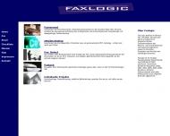 Bild Webseite T.S. Datensysteme-Vertriebsgesellschaft Nürnberg