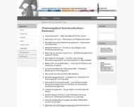 Website Artist Kommunikations