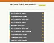 Bild Physiotherapie-Prinzenpark GmbH