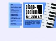 Bild Piano-Podium Karlsruhe e.V.