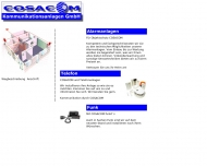 Bild COSACOM Kommunikationsanlagen GmbH