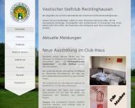 Bild Vestischer Golfclub Recklinghausen e.V.
