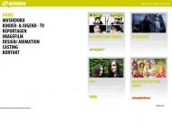 Bild Webseite avistura Medienproduktion Berlin