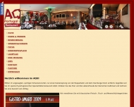 Bild Webseite Aqui Portugal & España Hamburg