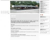 Bild BERSI Spedition und Logistik GmbH