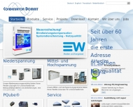 Bild Condensator Dominit GmbH Leistungselektronik