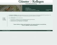 Bild Günster & Kollegen Unternehmensberatung GmbH