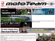 Yamaha Motorr?der - mototeam-leipzig