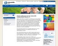 Bild Lebenshilfe für Menschen mit geistiger Behinderung Landesverband Hessen e.V.