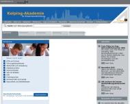 Bild Kolping-Akademie für Erwachsenenbildung gemeinnützige GmbH