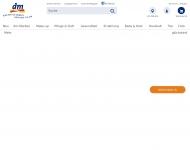 Bild Webseite Markt & Service - g Stuttgart