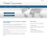 Bild BINDER-tecsys Kontakte GmbH
