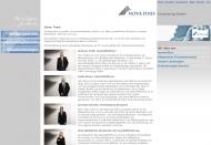 Website Nova Finis Consulting