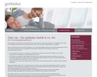 Bild goMedus GmbH & Co. KG