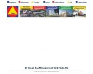 Bild Webseite  Coesfeld