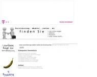 Bild Webseite Taurus Development Verwaltung München