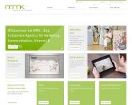 Bild Webseite MMK - Messmer & Meyer München