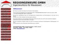 Bild REGIO INGENIEURE GMBH, Ingenieurbüro für Bauwesen