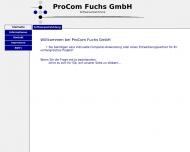 Bild ProCom Fuchs GmbH