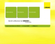 URBANIS Startseite