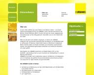 Website URBANIS
