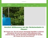 Bild Förderverein Parkeisenbahn Syratal Plauen